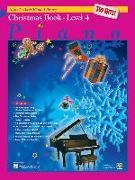 Cover-Bild zu Manus, Morton (Hrsg.): Alfred's Basic Piano Course Top Hits! Christmas, Bk 4