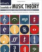 Cover-Bild zu Surmani, Andrew: Alfred's Essentials of Music Theory: Complete