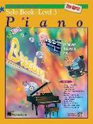 Cover-Bild zu Manus, Morton (Hrsg.): Alfred's Basic Piano Course Top Hits! Solo Book, Bk 3