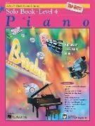 Cover-Bild zu Manus, Morton (Hrsg.): Alfred's Basic Piano Course Top Hits! Solo Book, Bk 4
