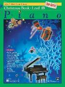 Cover-Bild zu Manus, Morton (Hrsg.): Alfred's Basic Piano Course Top Hits! Christmas, Bk 1b