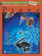Cover-Bild zu Manus, Morton (Hrsg.): Alfred's Basic Piano Course Top Hits! Christmas, Bk 2