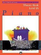 Cover-Bild zu Palmer, Willard: Alfred's Basic Piano Course Theory, Bk 1a: Universal Edition