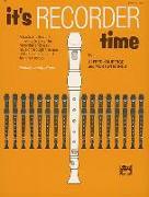 Cover-Bild zu D'Auberge, Alfred: It's Recorder Time