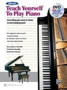 Cover-Bild zu Manus, Morton: Alfred's Teach Yourself to Play Piano: Everything You Need to Know to Start Playing Now!, Book, DVD & Online Audio, Video & Software