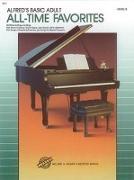 Cover-Bild zu Manus, Morton: Alfred's Basic Adult Piano Course All-Time Favorites, Bk 2