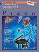 Cover-Bild zu Manus, Morton (Hrsg.): Alfred's Basic Piano Course Top Hits! Christmas: Complete 1 (1a/1b)