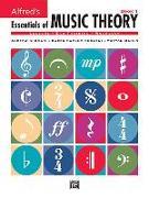 Cover-Bild zu Surmani, Andrew: Alfred's Essentials of Music Theory, Bk 1