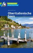 Cover-Bild zu Fohrer, Eberhard: Oberitalienische Seen Reiseführer Michael Müller Verlag