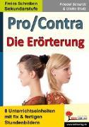 Cover-Bild zu Pro/Contra - Die Erörterung (eBook) von Schardt, Friedel