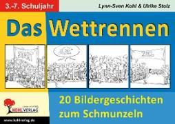 Cover-Bild zu Das Wettrennen - 20 Bildergeschichten zum Schmunzeln (eBook) von Stolz, Ulrike