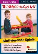 Cover-Bild zu Boomwhackers - Motivierende Spiele für KiGa & Vorschule (eBook) von Tille-Koch, Jürgen