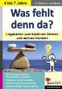 Cover-Bild zu Was fehlt denn da? (eBook) von Stolz, Ulrike