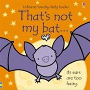 Cover-Bild zu Watt, Fiona: That's not my bat...