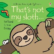 Cover-Bild zu Watt, Fiona: That's not my sloth...