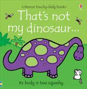 Cover-Bild zu Watt, Fiona: That's not my dinosaur...