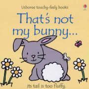 Cover-Bild zu Watt, Fiona: That's not my bunny...