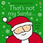 Cover-Bild zu Watt, Fiona: That's Not My Santa