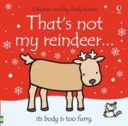 Cover-Bild zu Watt, Fiona: That's Not My Reindeer