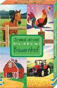 Cover-Bild zu Bowman, Lucy: Schnapp und weg! Das superschnelle Kartenspiel: Bauernhof
