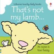 Cover-Bild zu Watt, Fiona: That's Not My Lamb