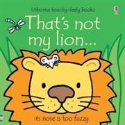 Cover-Bild zu Watt, Fiona: That's not my lion...