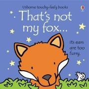 Cover-Bild zu Watts, Fiona: That's Not My Fox