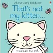 Cover-Bild zu Watt, Fiona: That's not my kitten...