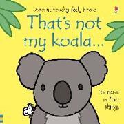 Cover-Bild zu Watt, Fiona: That's not my koala