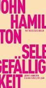 Cover-Bild zu Hamilton, John T.: Über die Selbstgefälligkeit