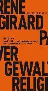 Cover-Bild zu Girard, René: Gewalt und Religion