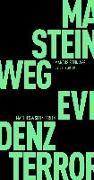 Cover-Bild zu Steinweg, Marcus: Evidenzterror