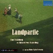 Cover-Bild zu Keyserling, Eduard von: Landpartie (Audio Download)