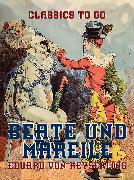 Cover-Bild zu von Keyserling, Eduard: Beate und Mareile (eBook)