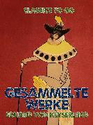 Cover-Bild zu von Keyserling, Eduard: Gesammelte Werke (eBook)