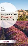 Cover-Bild zu Henß, Rita: Ein Jahr in der Provence (eBook)