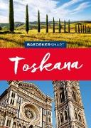 Cover-Bild zu Henss, Rita: Baedeker SMART Reiseführer Toskana (eBook)