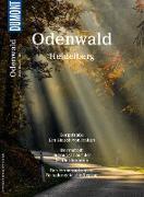 Cover-Bild zu Henss, Rita: DuMont BILDATLAS Odenwald, Heidelberg (eBook)
