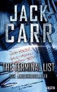 Cover-Bild zu Carr, Jack: THE TERMINAL LIST - Die Abschussliste