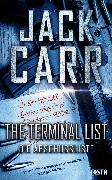 Cover-Bild zu Carr, Jack: THE TERMINAL LIST - Die Abschussliste (eBook)