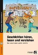 Cover-Bild zu Geschichten hören, lesen und verstehen von Zeitz, Felicitas