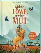 Cover-Bild zu Belz, Tom: Kleiner Löwe, großer Mut