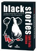 Cover-Bild zu black stories - Epic Fails Edition