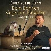 Cover-Bild zu Beim Dehnen singe ich Balladen