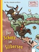 Cover-Bild zu May, Karl: Der Schatz im Silbersee. Ein Abenteuer mit Winnetou und Old Shatterhand