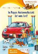 Cover-Bild zu Loeffelbein, Christian: In Papas Autowerkstatt ist was los!