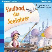 Cover-Bild zu Habich, Matthias (Gelesen): Sindbad, der Seefahrer (Audio Download)