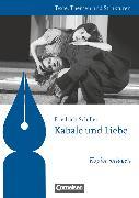 Cover-Bild zu Texte, Themen und Strukturen - Kopiervorlagen zu Abiturlektüren, Kabale und Liebe, Kopiervorlagen von Mohr, Deborah