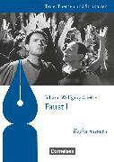 Cover-Bild zu Texte, Themen und Strukturen - Kopiervorlagen zu Abiturlektüren, Faust I, Kopiervorlagen von Mohr, Deborah