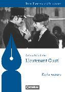 Cover-Bild zu Texte, Themen und Strukturen - Kopiervorlagen zu Abiturlektüren, Lieutenant Gustl, Kopiervorlagen von Mohr, Deborah